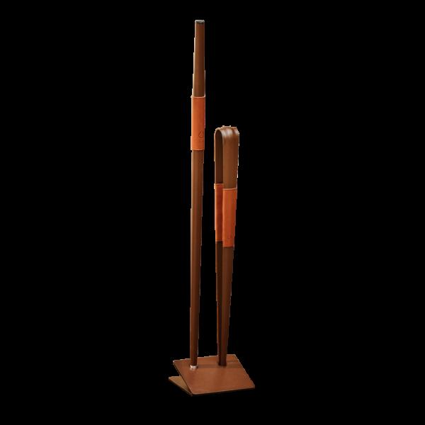 Buffado set marron - Hervé Gehin