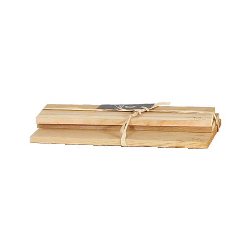 Planchette bois de cèdre - Hervé Gehin