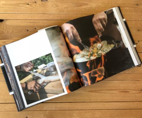 Ofyr livre de recettes - Hervé Gehin