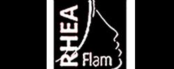Logo Rhéamflam - Hervé Gehin