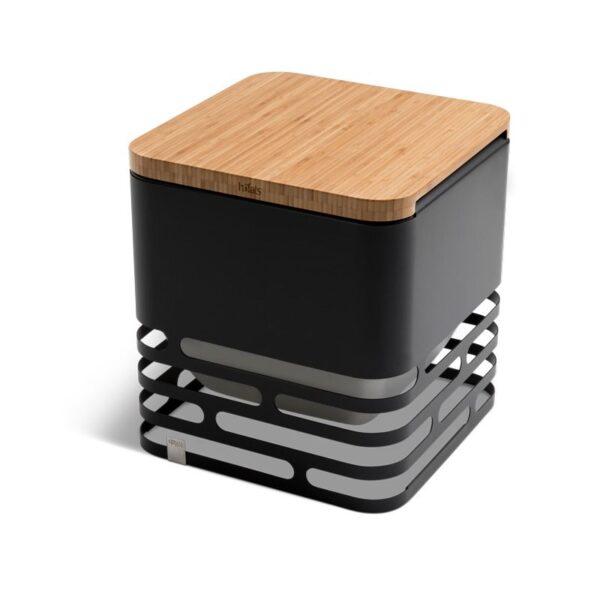 Cube planche d'appui -Hervé Gehin