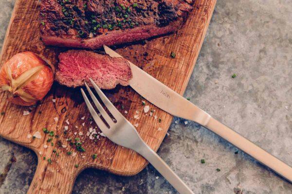 Couverts à steak - Hervé Gehin
